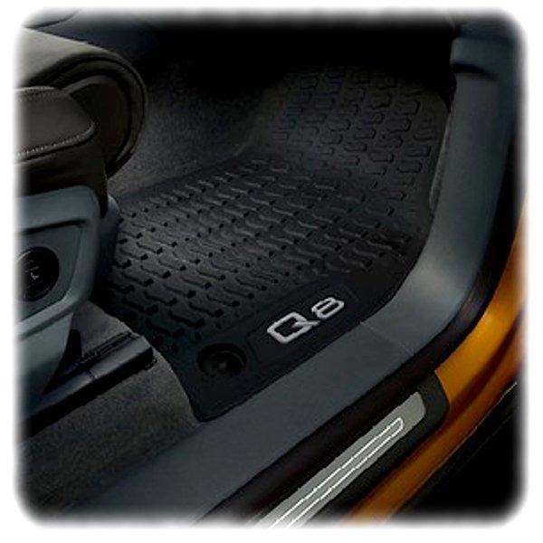 Original Audi Q8 / RSQ8 / SQ8 Allwetterfußmatten vorne - Fußmatten - 4M8061501A 041