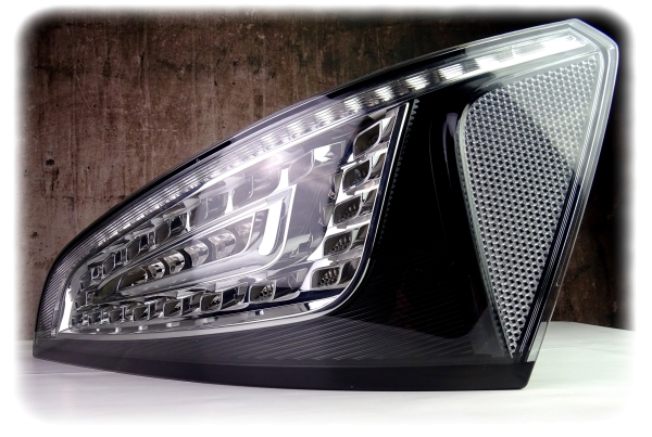 Originales Audi Q5 Scheinwerfer-Set - Scheinwerfer / Leuchten - 8R0052100