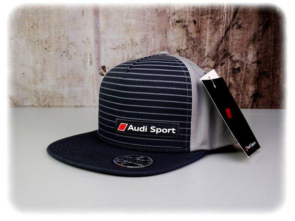 Original Audi Snapback Cap in grau - Bekleidung - 3131802400