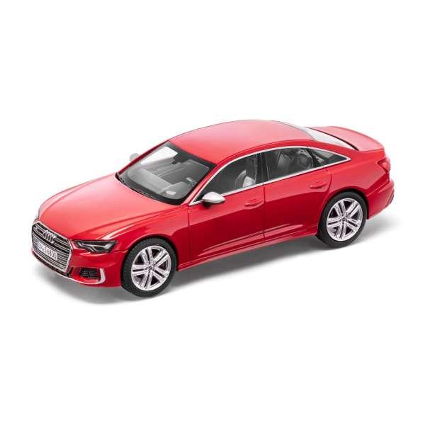 Audi Sport - Audi S6 limitiert, Tangorot, 1:43