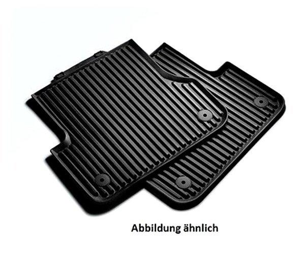 Original Audi A6 / A7 (C8) Fussmatten-Satz hinten - Allwetter-Fussmatten - 4K0061511 041