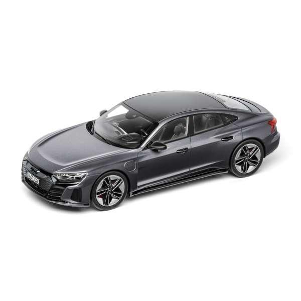 Audi Sport - Audi RS e-tron GT, Daytonagrau, 1:18