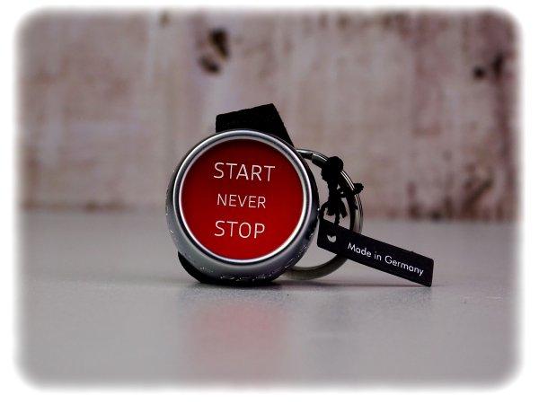 Originaler Audi Sport Start/Stop - Schlüsselanhänger - 3181700100