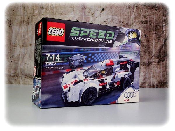 Audi Lego R18 Speed Champ. - Zubehör / Kinderartikel - 3201600720