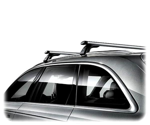 Original Audi A4 / S4 / RS4 Grundträger (T-Nut) - Dach und Anbau - 8W9071151