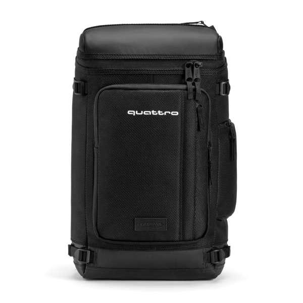 Audi Sport - quattro Backpack, schwarz