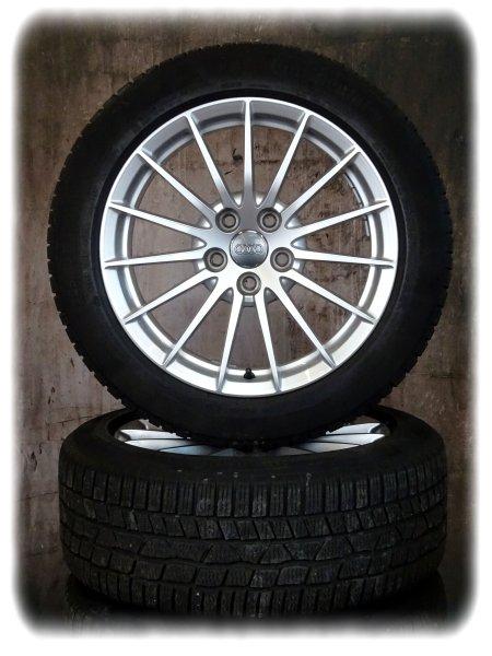 Audi A4 / A5 Winterräder Kompletträder 225/50 R17 98H A-0647