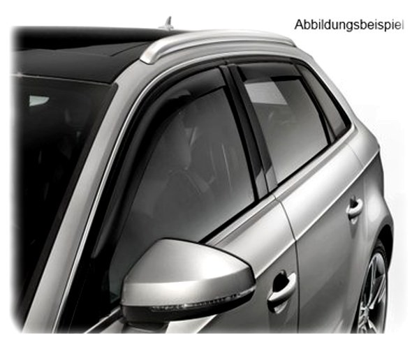 Original Audi A3 Sportback Windabweiser vorne - Zubehör - 8V4072193