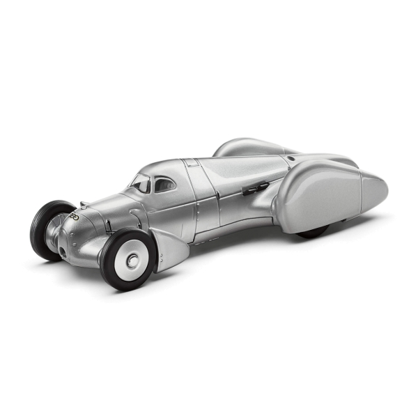 Audi Sport - heritage Auto Union Typ B Lucca, silber, 1:43