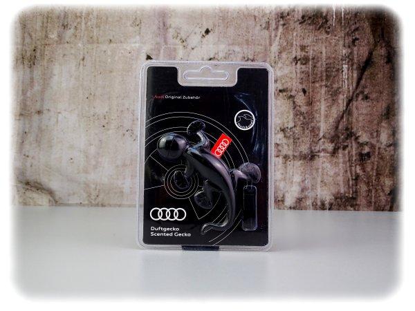 Original Audi Duftgecko in schwarz - Innenausstattung- 000087009D